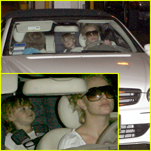 Britney Drives Again
