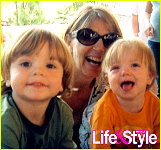 Britney's Boys Hang With K-Fed's Mom