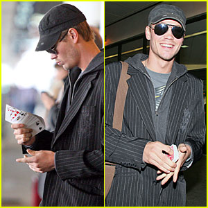 Chad Michael Murray: The Magician