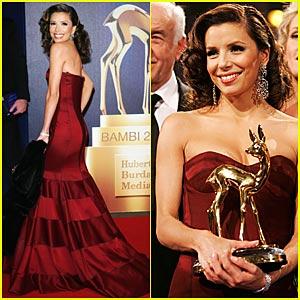 Eva Longoria @ Bambi Awards 2007