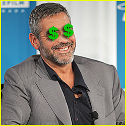 George Clooney Donates $25,000 to Writers