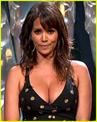 Halle Berry: Beautiful at the BAFTAs