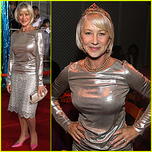 Helen Mirren @ 'Enchanted' Premiere