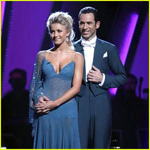 Helio Castroneves Wins 'Dancing With the Stars'