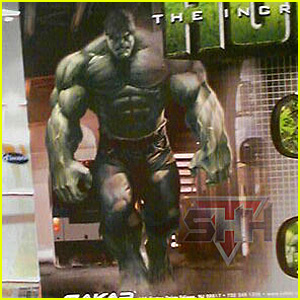 The Incredible Hulk Unveiled