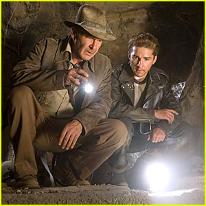 'Indiana Jones 4' Movie Stills