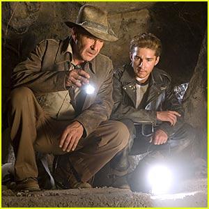 'Indiana Jones 4' Movie Stills