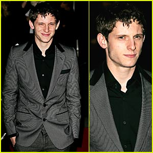Jamie Bell @ British Independent Film Awards 2007