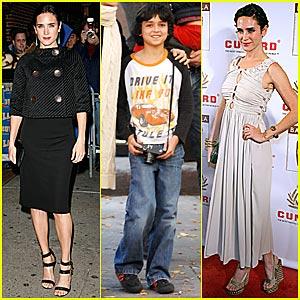 Jennifer Connelly @ BAFTA/LA Awards 2007