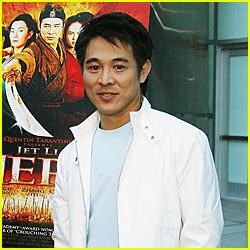 Jet Li Makes Bank