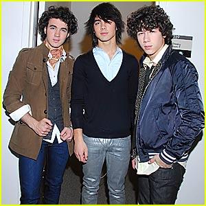 The Jonas Brothers @ Good Morning America