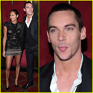 Jonathan Rhys Meyers @ 'August Rush' Premiere