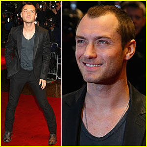 Jude Law @ 'Sleuth' Premiere