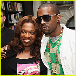 Kanye West's Mom Dies of Cosmetic Surgery