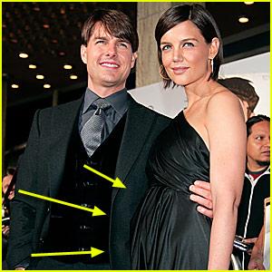 Katie Holmes Pregnant Again??!!??