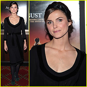 Keri Russell @ 'August Rush' Premiere