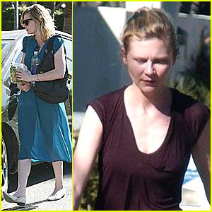 Kirsten Dunst: Sheer Dress!