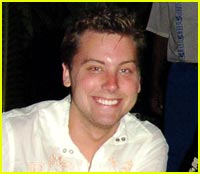 Lance Bass @ One Little West 12th