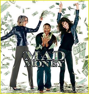 'Mad Money' Movie Poster