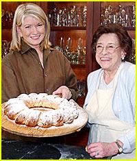 Martha Stewart's Mom Dies