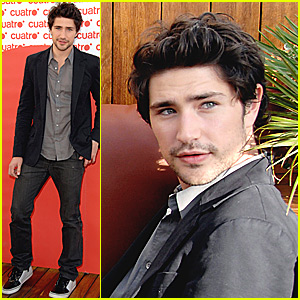 Actor Matt Dallas, 25,