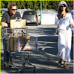 Grocery Shopping with Matthew McConaughey