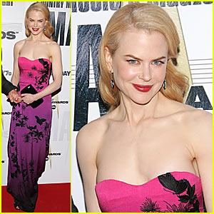 Nicole Kidman @ CMAs 2007
