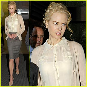 Nicole Kidman Heads to Supreme Court