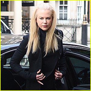 Nicole Kidman: Looking Lovely in London