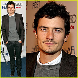 Orlando Bloom @ AFI FEST 2007