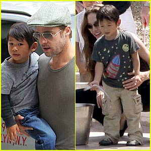 Happy Birthday, Pax Jolie-Pitt!