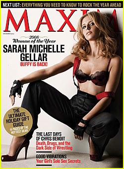 Sarah Michelle Gellar -
