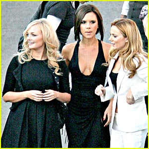 Spice Girls @ 'Dancing With the Stars' Finale