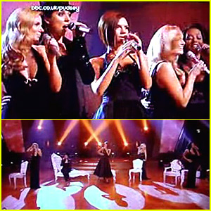 Spice Girls Live @ BBC One's Children in Need Concert