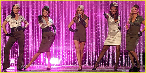 The Spice Girls @ Victoria's Secret Fashion Show Performance 2007