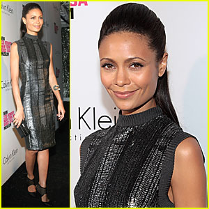 Thandie Newton @ The New Museum