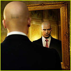 Timothy Olyphant is The Hitman