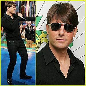 Tom Cruise @ TRL