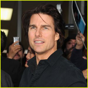 Tom Cruise Dons Fat Suit