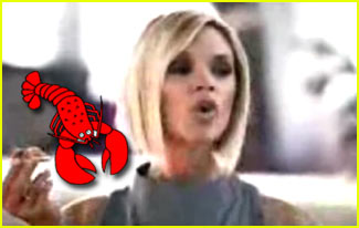 Victoria Beckham Wants Lobster
