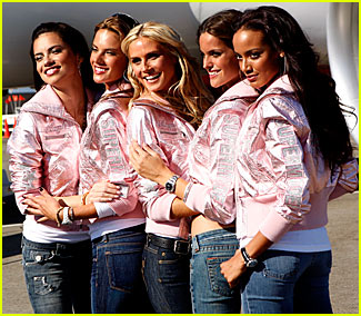 The Victoria's Secret Fashion Show 2007 -- The Coundown Begins!