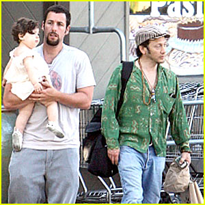Adam Sandler is Big Daddy