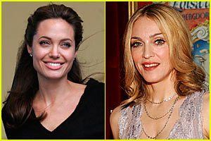 Angelina Jolie is a Celebrity Do-Gooder