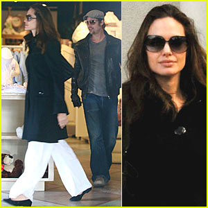 Brad & Angelina: Pip, Pip, Cheerio!