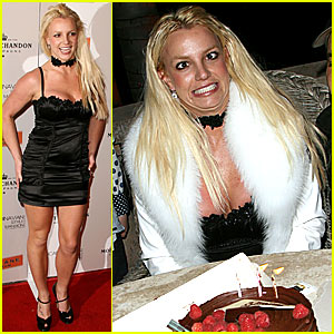 Britney's Birthday Scandinavian Style