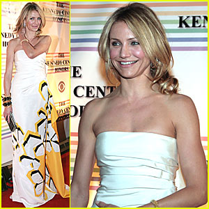 Cameron Diaz @ Kennedy Center Honors 2007