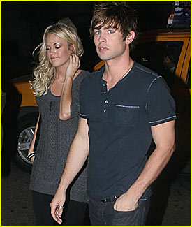 Chace to Carrie: Meet the Parents... Again!