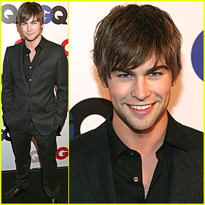 Chace Crawford @ GQ Men of the Year Awards 2007