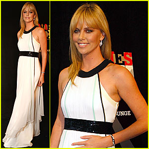 Charlize Theron @ Movies Rock 2007