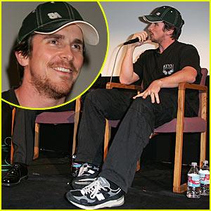 Christian Bale @ Balehead Marathon